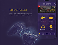 Gamerz App