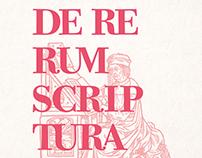 De Rerum Scriptura