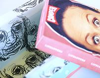 CAMPER packaging design