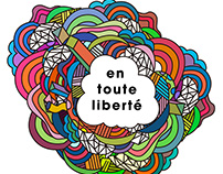 en toute liberté Logo Mark