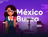 México Busca. Pasión por emprender