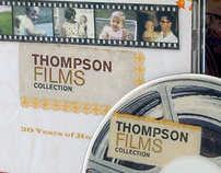 Home Movies DVD Packaging