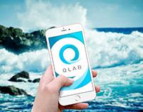 Qlab - logo design