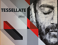Solo show TESSELLATE at WIEDEN&KENNEDY AMS ● 2016