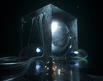 Cinema4D works from January to July 2018 VOL.2