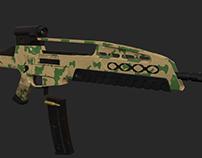 XM8 Assault Rifle