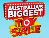 Australia's Biggest Toy Sale