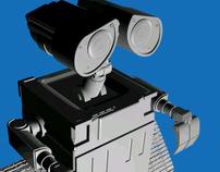 Wall-e (3D Model)