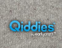 Qiddiies (logo) kubanek levente, kubanek csaba
