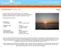 Pearl-Rock Retreat Website