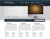 Portfolio - Web Design Template
