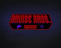 Bruise Brothers Gaming branding package