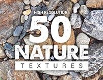 50 Nature Textures