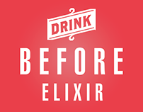 Before Elixir Trade show Banner