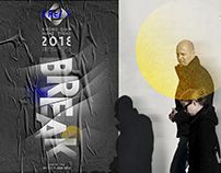 BREAK - Event Branding Project