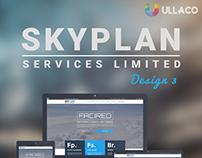Skyplan Services Limited Design Prototype 3