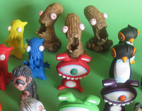 GOGO MONSTERS Series I