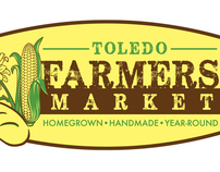 Toledo Farmers' Market - logo