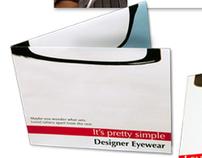 Lenscrafters Brochure Series
