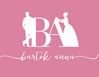 Bartók Anna Corporate Indentity