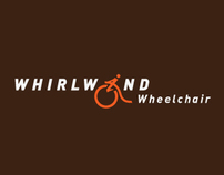 Whirlwind Wheelchair Identity & Website