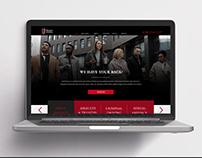 Criminal Lawyer - Website Design - Carmine Cloak