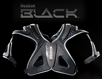 Reebok Black Lacrosse Equipment