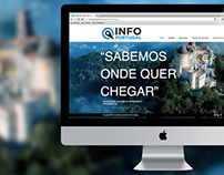 INFOPORTUGAL // Web Design
