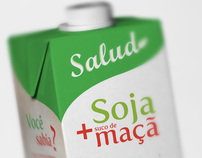 Redesign package soy juice DIA