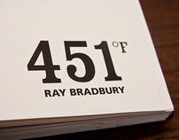 Fahrenheit 451 Re-design
