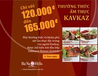 Bà Nà Hills | Kavkaz's Food Promotion
