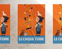 Le Cinque Terre Poster