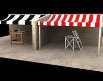 3D Models for SD Museum of Art Education Program