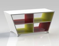 Ikea Flatpack Coffee Table