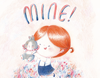 MINE -- Children's illustration book