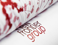 New Frontier Group - Corporate Identity & Publishing