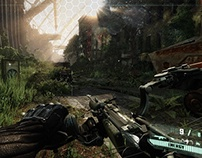 Crysis 3 Multiplayer Level Art