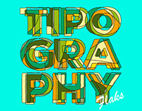 COLORS OF THE TIPOGRAPHY !