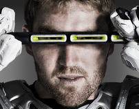 Reebok Lacrosse Website (Dec 2008)