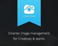 Snapcloud - Image management for Creatives