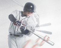 Reebok Baseball Website (Oct 2008)