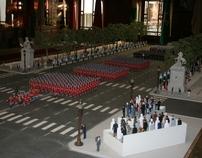 Défilé du 14 Juillet 1999 de la G R Marocaine à Paris