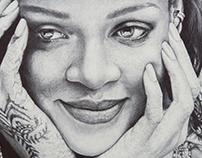 Rihanna's Fanart