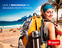 Agency Jüssi - Client Mondial - Campaigns