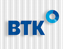 ВТК. Branding of the group of the companies.