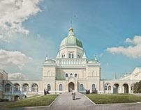 Визуализация Иоанно-Предтеченского Женского Монастыря