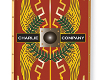 Charlie Company Crest