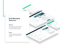 Zenreach: Email Messaging Experience