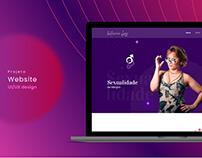Website - Katiuscia Leão