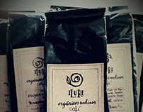 ILURI Andean Organics Brand Identity